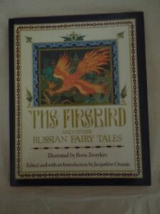 The Firebird & Other Russian Fairy Tales