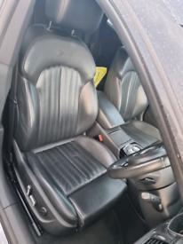 Audi s-line seats