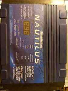 Deep cycle battery charger Nautilus