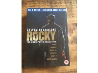 Complete Rocky DVD Collection