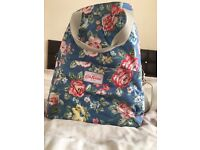 Cath Kitson floral baby changing bag