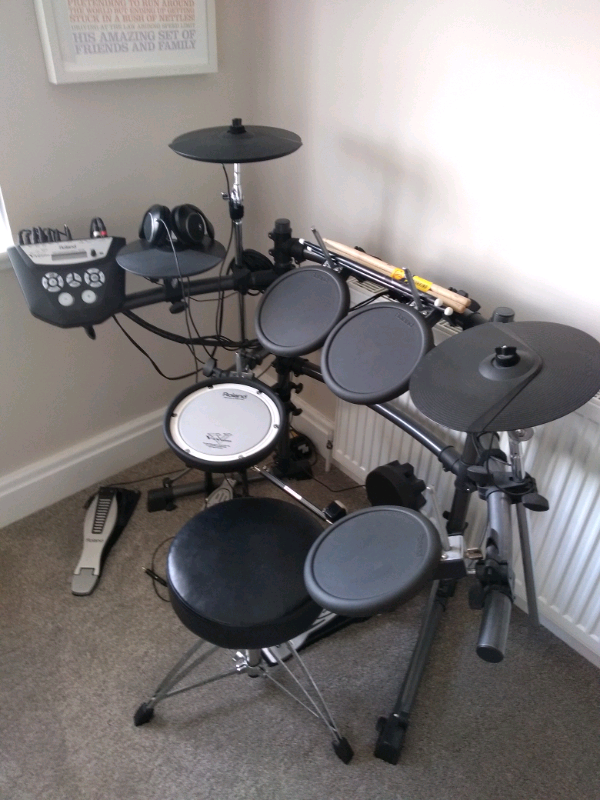 Roland V-Tour Series TD-6KW Drum Kit | in Wirral, Merseyside | Gumtree