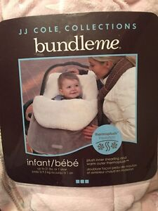 JJ Cole Bundle Me Car seat liner