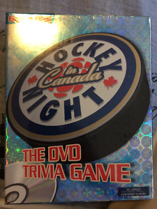 Hockey Night in Canada Trivia DVD Game