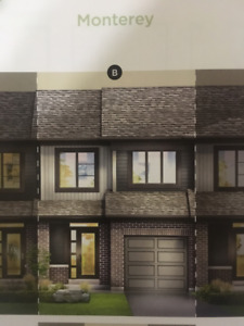 BRAND NEW 3bds, 2.5bath townhouse for rent in Stittsville/Kanata