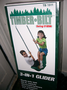 Timber Bilt Swing n Glide