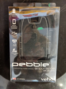Pebble Endurance Powerbank 15,000MaH NIB