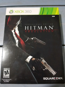 Hitman Absolution XB360