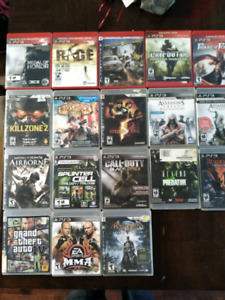 Xbox 360 ps3 games