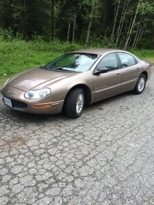 2001 Chrysler Concord
