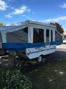 Hardtop tent trailer for sale