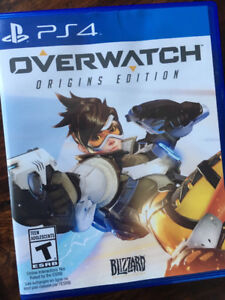 New Overwatch Origins PS4 Edition