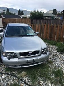 2004 Volvo S40 Sedan 1.9L Turbo