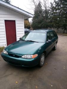 1999 ford escort wagon