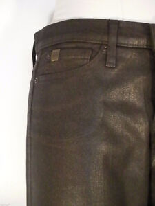 Second Yoga Jeans Sky Rise Slim Flare Brown NEW sizes 29 and 30 West Island Greater Montréal image 4
