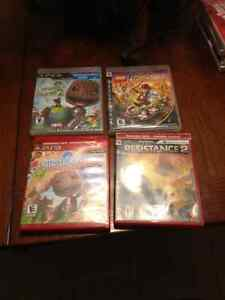 SELLING FOUR PS3 GAMES IN GOOD CONDITION Stratford Kitchener Area image 2