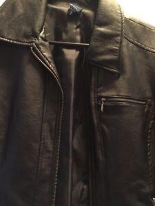 Pleather jacket from Reitmans medium St. John's Newfoundland image 2