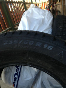235/60 R 16 Michelin winter tire Strathcona County Edmonton Area image 1