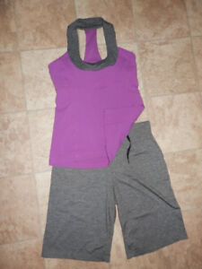 5  top & bottom sets (Lululemon)