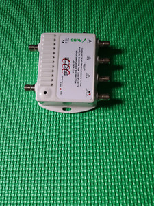 4 Port Drop Amplifier Cable Signal Booster