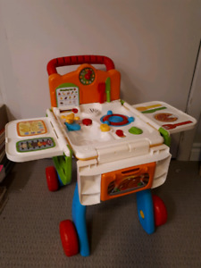Shop and cook playset