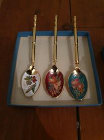 the palliser restaurant ornate spoons