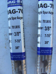 """NEW 8 """" SPEED BORE DRILL BITS Cornwall Ontario image 3"""