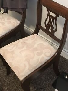 All four chairs for $75