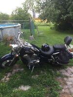 2000 Honda shadow ace trade for 4x4 truck
