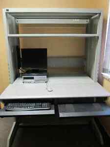 COMPUTER LAN WORSTATION/WORKBENCH BY ENGINEERED DATA PRODUCTS