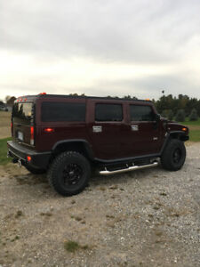 2006 Hummer H2 low kms