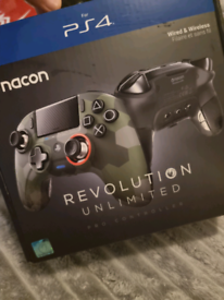 Revolution unlimited nacon controller