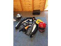 Motorbike gear & Motorbike Helmet & gloves