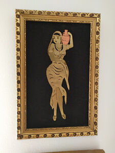 Great Women Showing Style done in Cut Out Metal Style Arkwork West Island Greater Montréal image 2