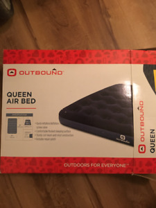 Outbound queen air bed for sale !!!