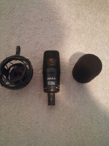 ART C3 Condenser Mic (XLR Cable included)