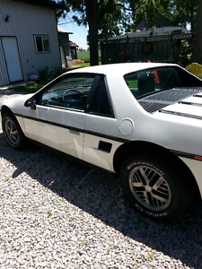 1984 Pontiac Fiero **Western Car**