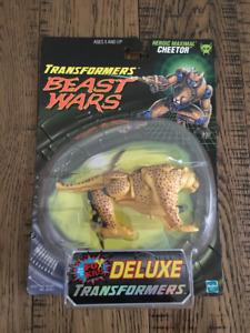 Transformers Beast Wars Cheetah! MOC!! Vintage