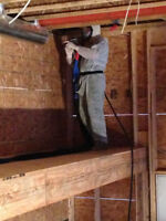 Spray Foam Insulation - 1st Choice Foam