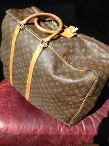 Luis Vuitton Serius 70 monogram Suitcase