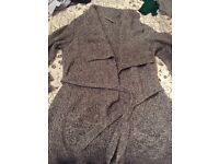CHUNKY KNIT CARDIGAN 22 PLUS