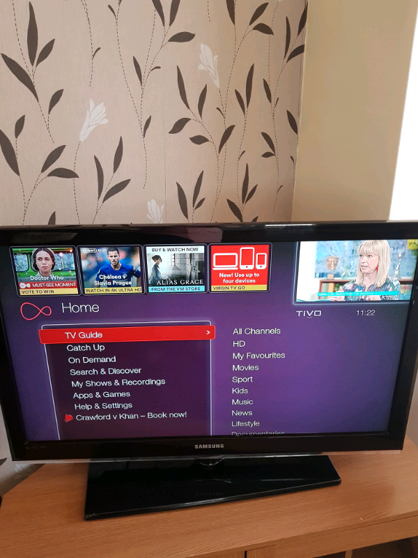 Samsung 37 inch TV | in Fulwood, Lancashire | Gumtree