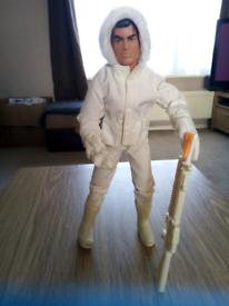 Vintage Snow Patrol Action Man