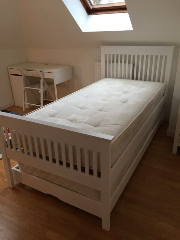 Single John Lewis Riley Guest Bed In Linlithgow West