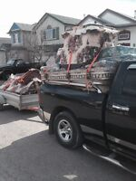 Very cheap dump runs / junk removal, ( available 7 days a week )