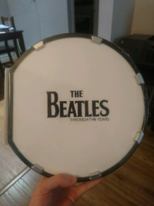 The Beatles: Through The Years Bass Drum Book