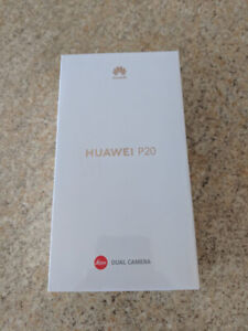 Huawei P20 Brand-New Sealed Pack
