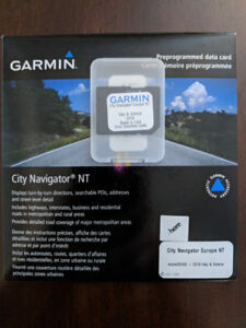 Garmin GPS Map on Micro SD - Italy & Greece 2018