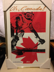 Rare vintage 1988 Winter Olympic 12-poster set ready to display
