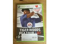Tiger Woods Xbox 360 Game